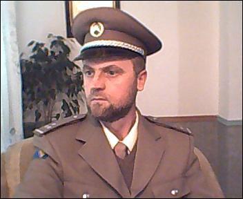 Kapetan Oružanih snaga BiH