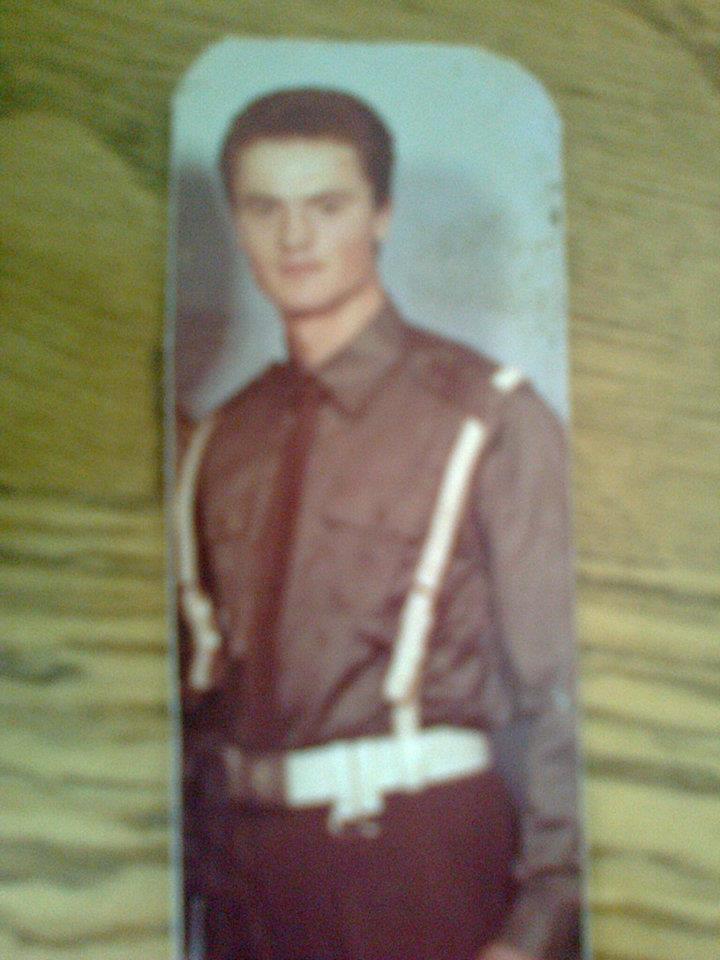 Iz vremena služenja vojnog roka u JNA